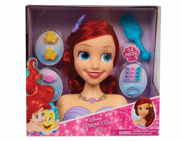 Ariel Styling Head Toy Disney (1)