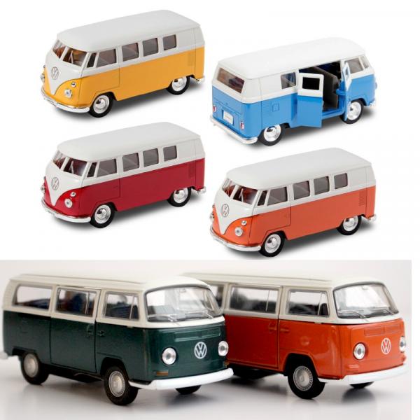 1963 Volkswagen T1 Bus Model