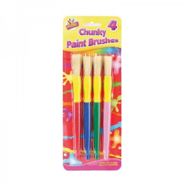 Chunky Paint Brushes