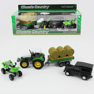 Farm Playset 4pcs