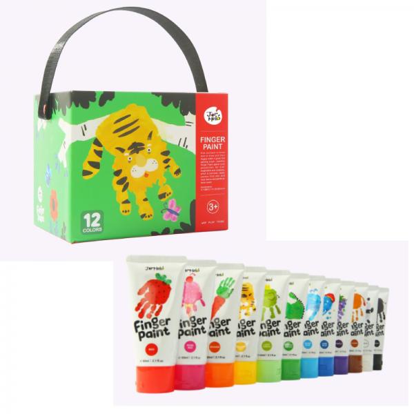 Finger Paints 60ml Jar Melo c