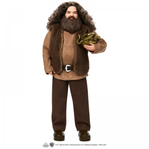 Hagrid Harry Potter Doll