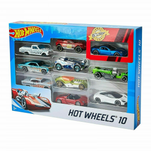 Hot Wheel 10 Car Gift Pack (1)