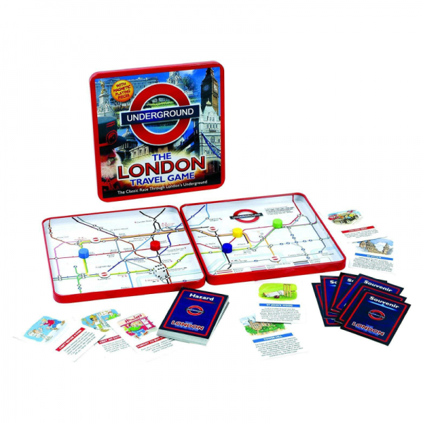 London Underground Travel Game