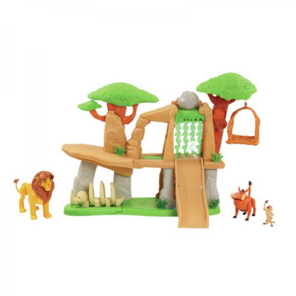 The Lion King Guard Playset