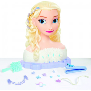 Elsa Frozen Styling Head Toy (2)