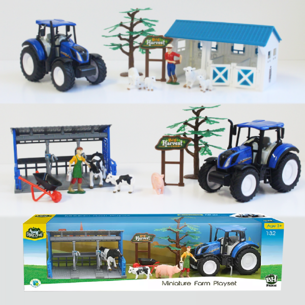 New Holland Farm Yard Set