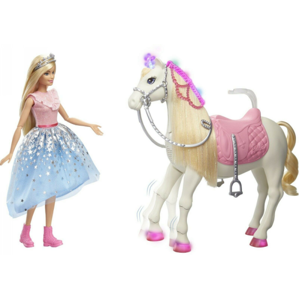 Barbie Adventure Princess and Shimmer Doll (2)