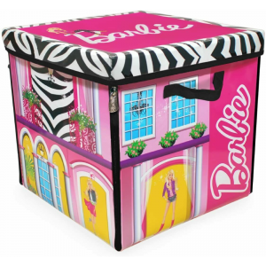Barbie Storage Bin Zip Bin (1)