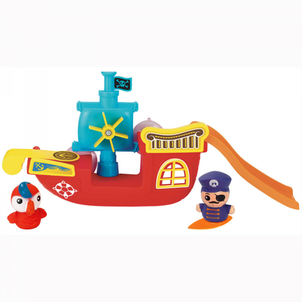 Bath Pirate Shop Toy Boat