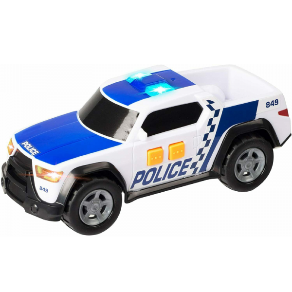 Emergency Teamsterz Vehicles Toy with Lights and Sounds (1)