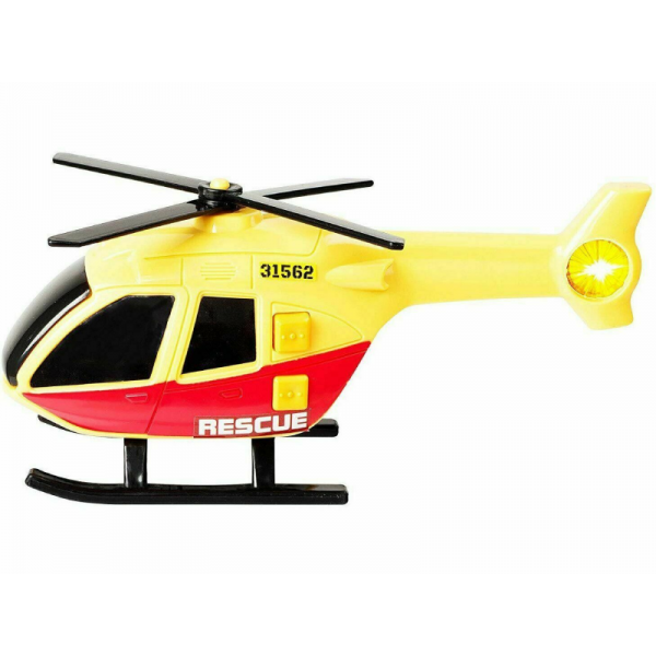 Emergency Teamsterz Vehicles Toy with Lights and Sounds (11)