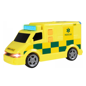Emergency Teamsterz Vehicles Toy with Lights and Sounds (5)
