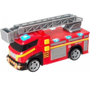 Emergency Teamsterz Vehicles Toy with Lights and Sounds (6)