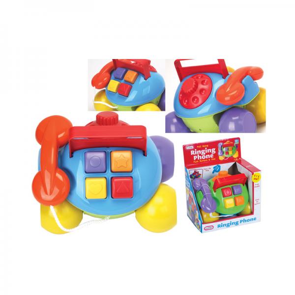 FunTime Ringing Phone Toy