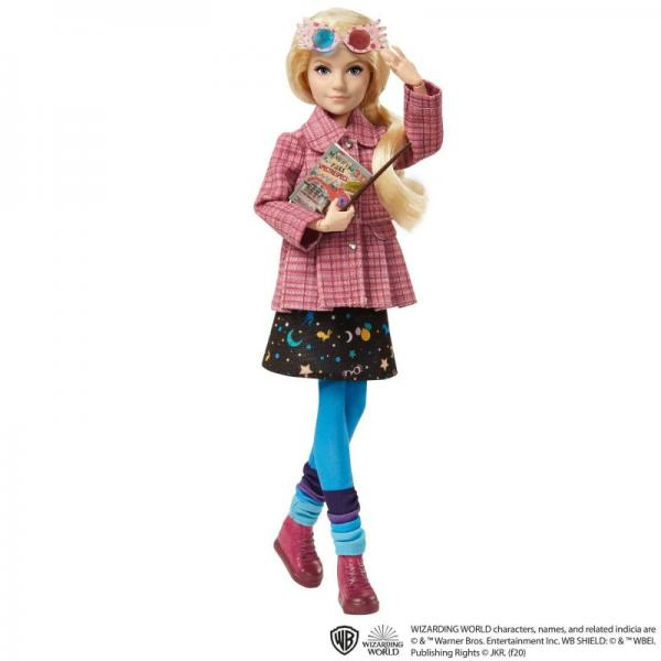 Luna Lovergood Doll c