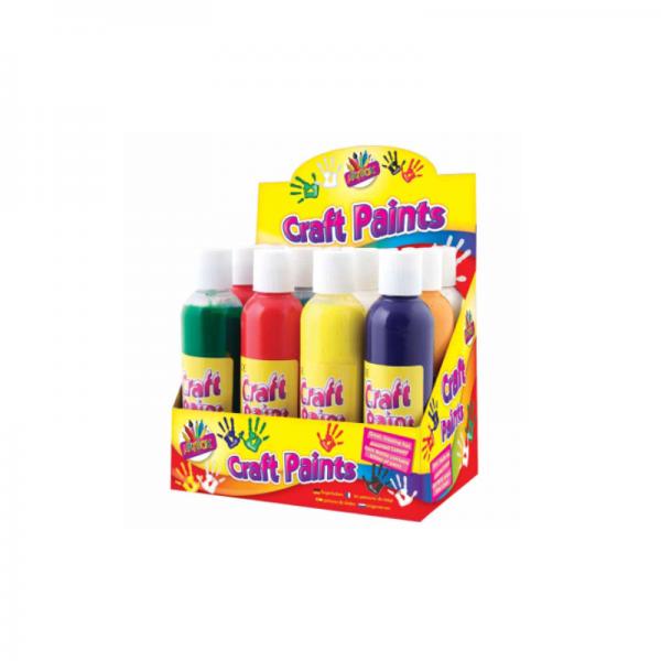 Ready Mixed Paint Glitter Finger (2)