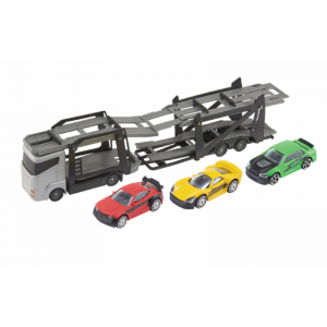 Car Transporter HTI Teamsterz Toy (1) 2