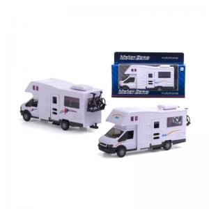Motorzone Motorhome Camper Van Toy Model