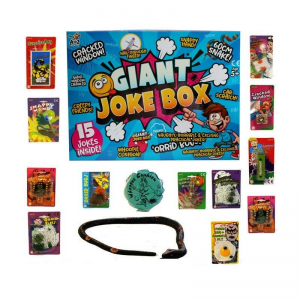 Joke Box toy gift set