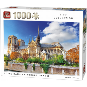 Norte Dome Jigsaw Puzzle Kings 1000pcs