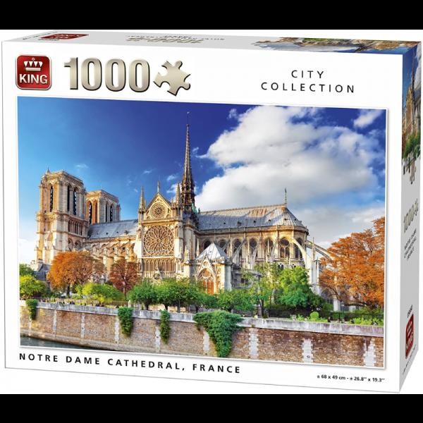 Norte Dome Jigsaw Puzzle Kings 1000pcs