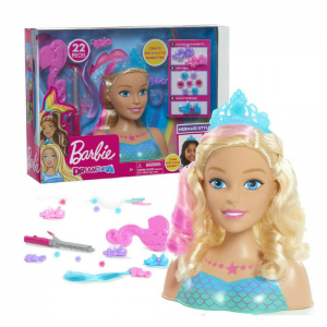 Barbie Dreamtopia Mermaid Styling Head Toy (2)