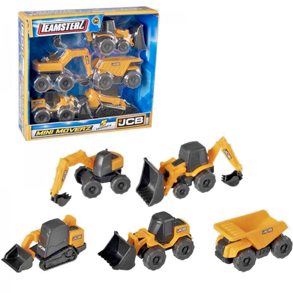JCB Mini Movers