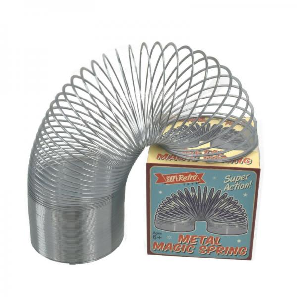 Metal Spring Pocket Money Toy