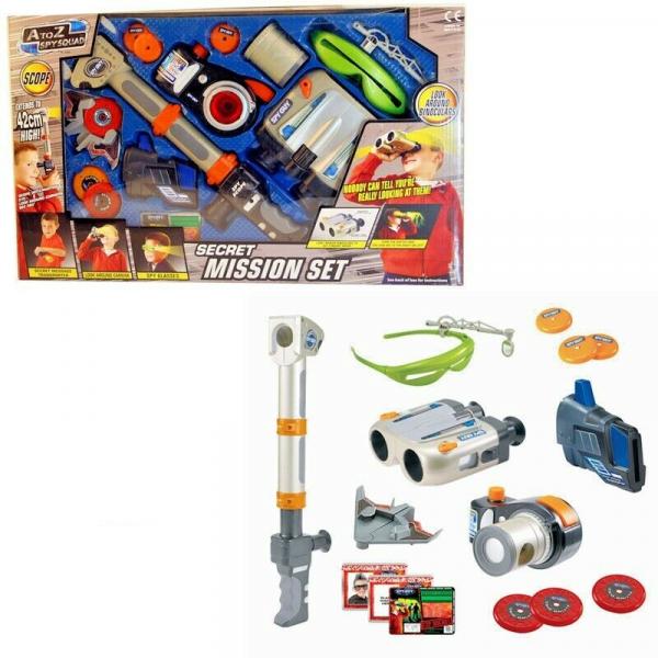 Secret Mission Set Spy Toy