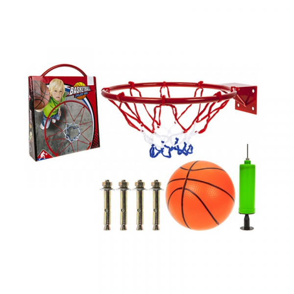 Basketball Set Wall Mounted