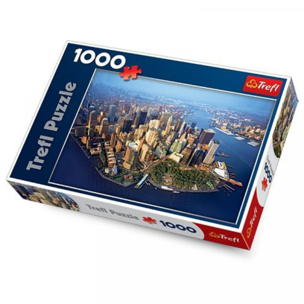 New York Jigsaw Puzzle 1000