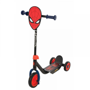 Spiderman Three Wheel Scooter (3)