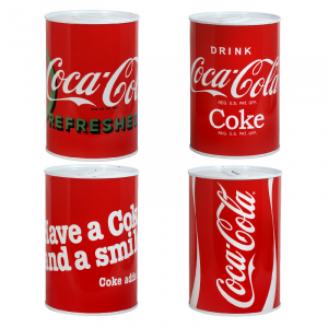 Cola Cola Money Tin