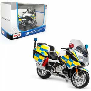 BMW R 1200 RT Police 1:18 Model Die cast
