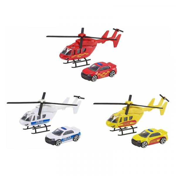 Teamsterz Emergency Response 2pcs Set