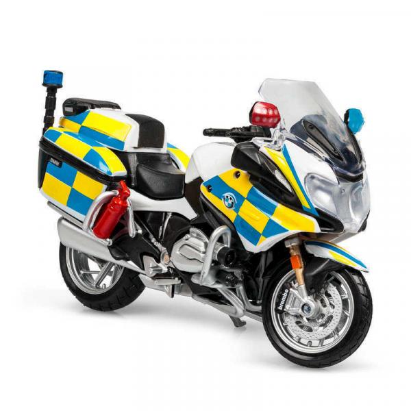 BMW R 1200 RT Police 1:18 Model Die cast