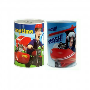 Postman Pat Money Tin