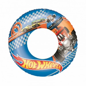 Hot Wheels Swim Ring