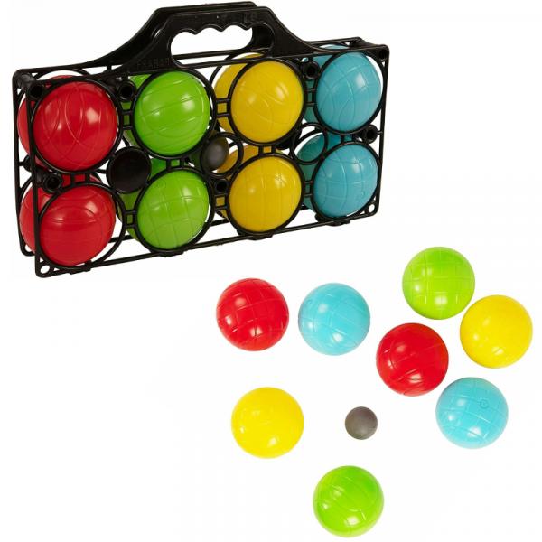 Plastic Boules 8pc